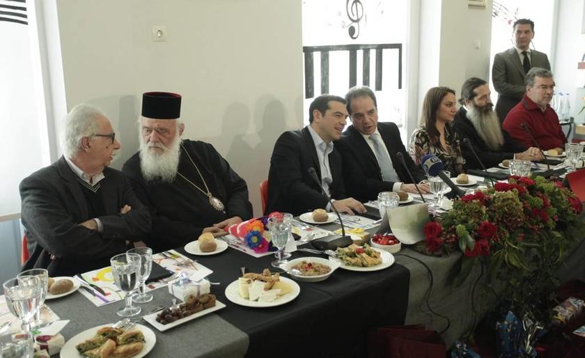 Τσίπρας: Αποδείξαμε ότι έχουμε πλεόνασμα ηθικής και αξιών ως λαός