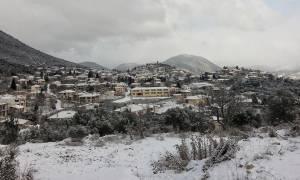 Καιρός: «Πολικές» θερμοκρασίες και χιόνια την Παρασκευή