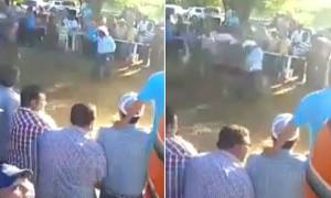 Βίντεο-σοκ: Τραγικός θάνατος στο πάρτι της 15χρονης με τους χιλιάδες καλεσμένους
