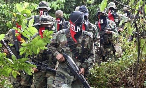 Φονική ενέδρα ανταρτών κατά αστυνομικών στην Κολομβία