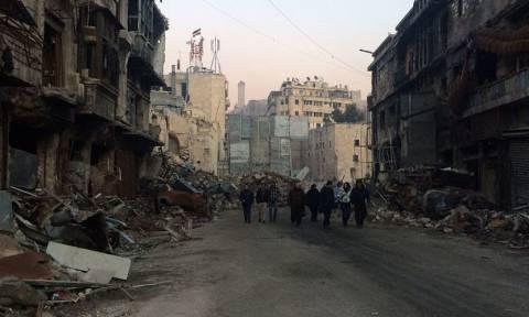 Ιστορική στιγμή: Μπήκε σε εφαρμογή τα μεσάνυχτα η εκεχειρία στη Συρία (Vid)