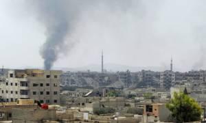 Βομβαρδίστηκε η πρεσβεία της Ρωσίας στη Δαμασκό