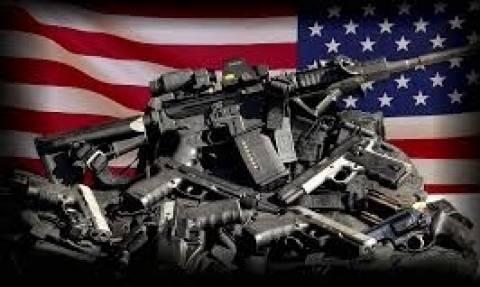 Πρώτες σε πωλήσεις όπλων παγκοσμίως οι ΗΠΑ