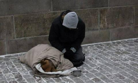 Κακοκαιρία: Πού μπορούν να βρουν «καταφύγιο» οι άστεγοι της Αθήνας