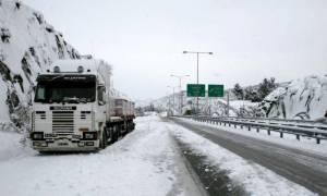 Καιρός - Παραμονή Πρωτοχρονιάς: Αυτοί είναι οι κλειστοί δρόμοι σε όλη την Ελλάδα