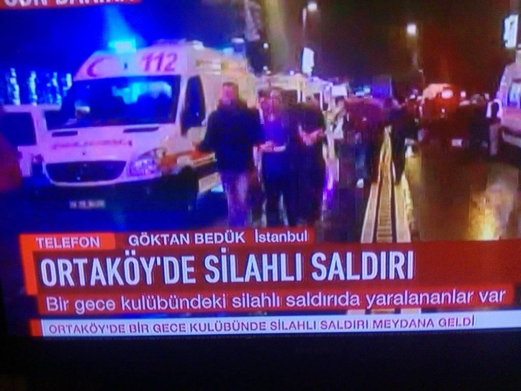 ΕΚΤΑΚΤΟ: Συναγερμός στην Τουρκία:Ένοπλη επίθεση σε νυχτερινό κέντρο της Κωνσταντινούπολης