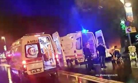 Ένοπλη επίθεση Κωνσταντινούπολη: Δείτε LIVE εικόνα από το σημείο της τρομοκρατικής επίθεσης