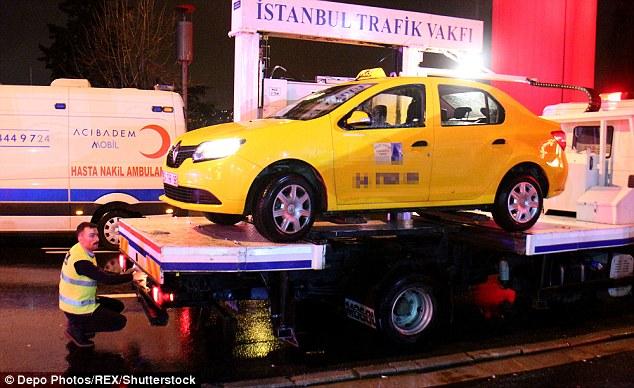 taxi tourkia