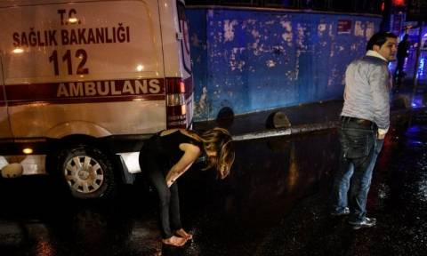 Επίθεση στην Κωνσταντινούπολη - Μαρτυρία σοκ από το μακελειό: «Άνθρωποι ποδοπατούσαν ανθρώπους»