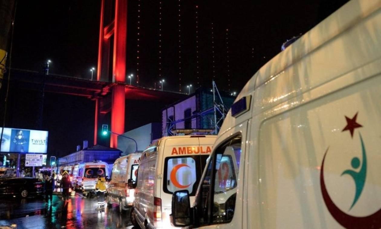 Επίθεση στην Κωνσταντινούπολη: Δεν υπάρχουν Έλληνες μεταξύ των θυμάτων - Αναγνωρίζονται οι νεκροί