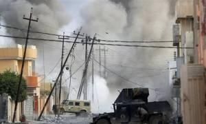 Πολύνεκρη βομβιστική επίθεση σε πολυσύχναστη πλατεία στη Βαγδάτη