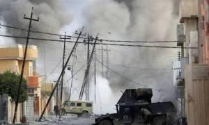 Islamic State kills 24 in Baghdad blast, cuts road to Mosul