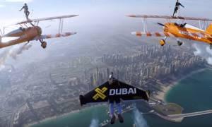 Το βίντεο από το Ντουμπάι που έχει ξετρελάνει το διαδίκτυο