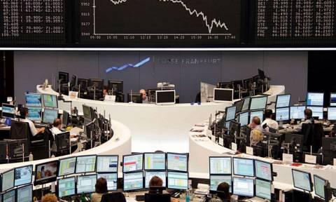 Σε νέο υψηλό 12μήνου οι μετοχές στην Ευρωζώνη