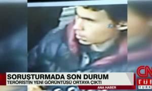Επίθεση Κωνσταντινούπολη - Νέο βίντεο ντοκουμέντο: Το ψυχρό πρόσωπο του μακελάρη