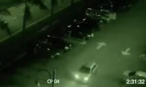 Σοκαριστικό: Κάμερες ασφαλείας... πιάνουν φαντάσματα (video)