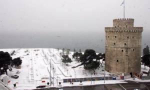 Καιρός Θεσσαλονίκη: Απίστευτο – Δείτε πόσο θα πέσει ο υδράργυρος τις επόμενες ημέρες
