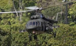 Συναγερμός στη Βενεζουέλα: Χάθηκε μυστηριωδώς στρατιωτικό ελικόπτερο με 13 επιβαίνοντες