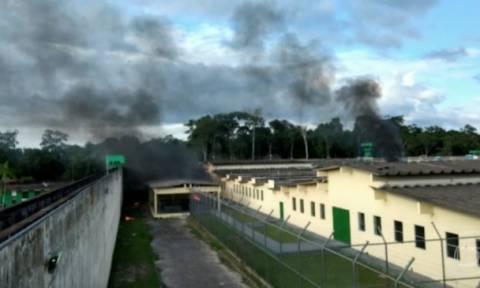 Βραζιλία: «Λουτρό» αίματος με 56 νεκρούς σε φυλακή - Ανθρωποκυνηγητό για τους φυγάδες (video)
