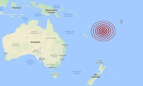Ισχυρός σεισμός 7,2 Ρίχτερ στα νησιά Φίτζι