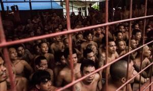 Φιλιππίνες: Μαζική απόδραση δεκάδων κρατουμένων - Έξαλλος ο Ντουτέρτε (Vid)