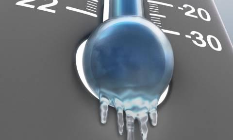 Καιρός: Ο υδράργυρος των θερμομέτρων θα δείξει… -29 βαθμούς Κελσίου!