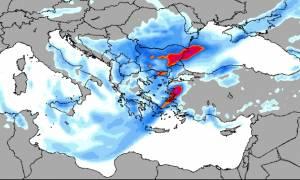 Καιρός: Η «Αριάδνη» θα κυκλώσει τη χώρα για 3 μέρες
