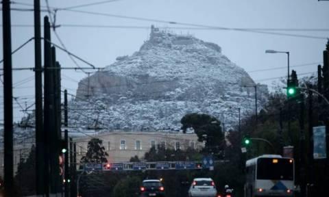 Καιρός Αθήνα: Πότε θα «χτυπήσει» η κακοκαιρία την πρωτεύουσα