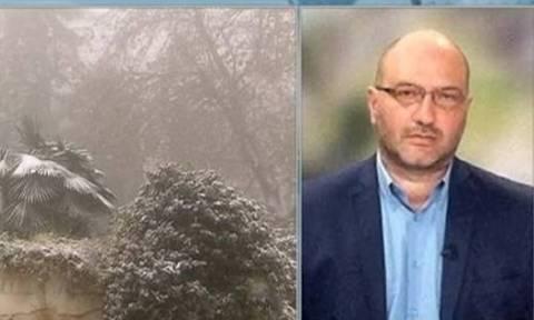 Χιονιάς Αριάδνη: Η πρόγνωση από τον Σάκη Αρναούτογλου για τα Θεοφάνεια: Πού θα χιονίσει; (Photos)