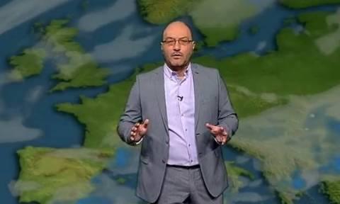 Καιρός: Απίστευτο ξέσπασμα του Σάκη Αρναούτογλου - Τι λέει για το χιονιά «Αριάδνη»