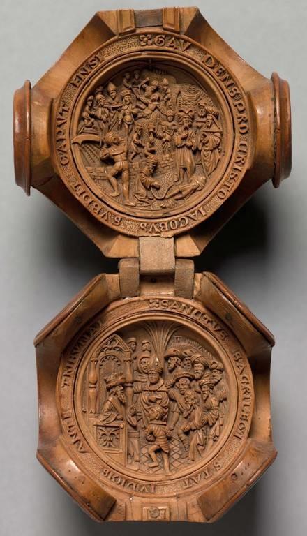 Το μυστήριο των ξυλόγλυπτων μινιατούρων του 16ου αιώνα που συγκλόνισε τον κόσμο της τέχνης (Pics)