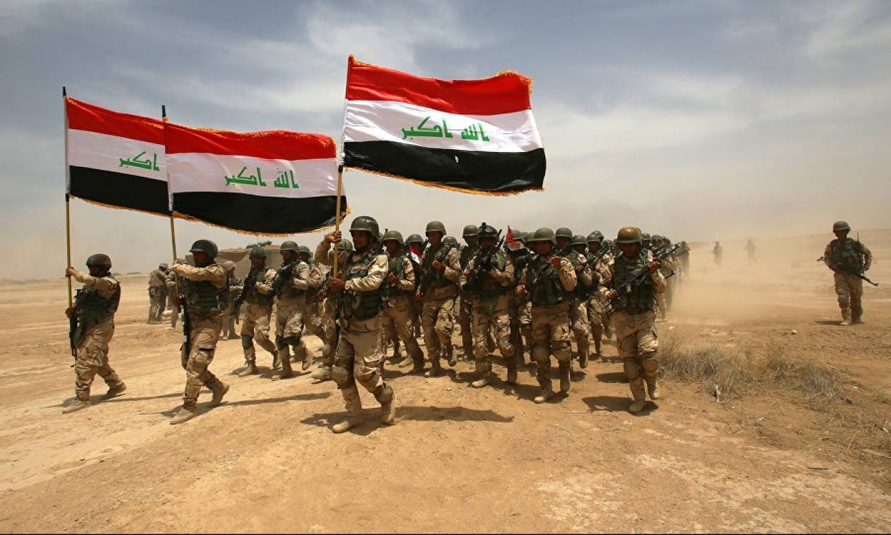 Ιράκ: Άρχισε η επιχείρηση του στρατού για την ανακατάληψη πόλεων από το Ισλαμικό Κράτος