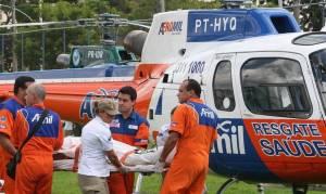 Έπεσαν με το ελικόπτερο και επέζησαν για πέντε ημέρες στη ζούγκλα του Αμαζονίου!