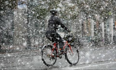Καιρός: Πού θα χιονίζει το Σάββατο (7/1) - Αναλυτική πρόγνωση