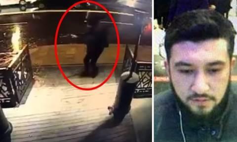Ο τρομοκράτης του Ρέινα κρυβόταν σε πάρκινγκ και παρακολουθούσε την αστυνομία μετά το μακελειό (vid)