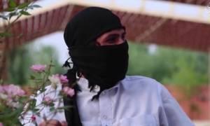 Φρίκη: Τζιχαντιστές σε αναπηρικά καροτσάκια ζωσμένοι με εκρηκτικά σκορπούν το θάνατο (video)