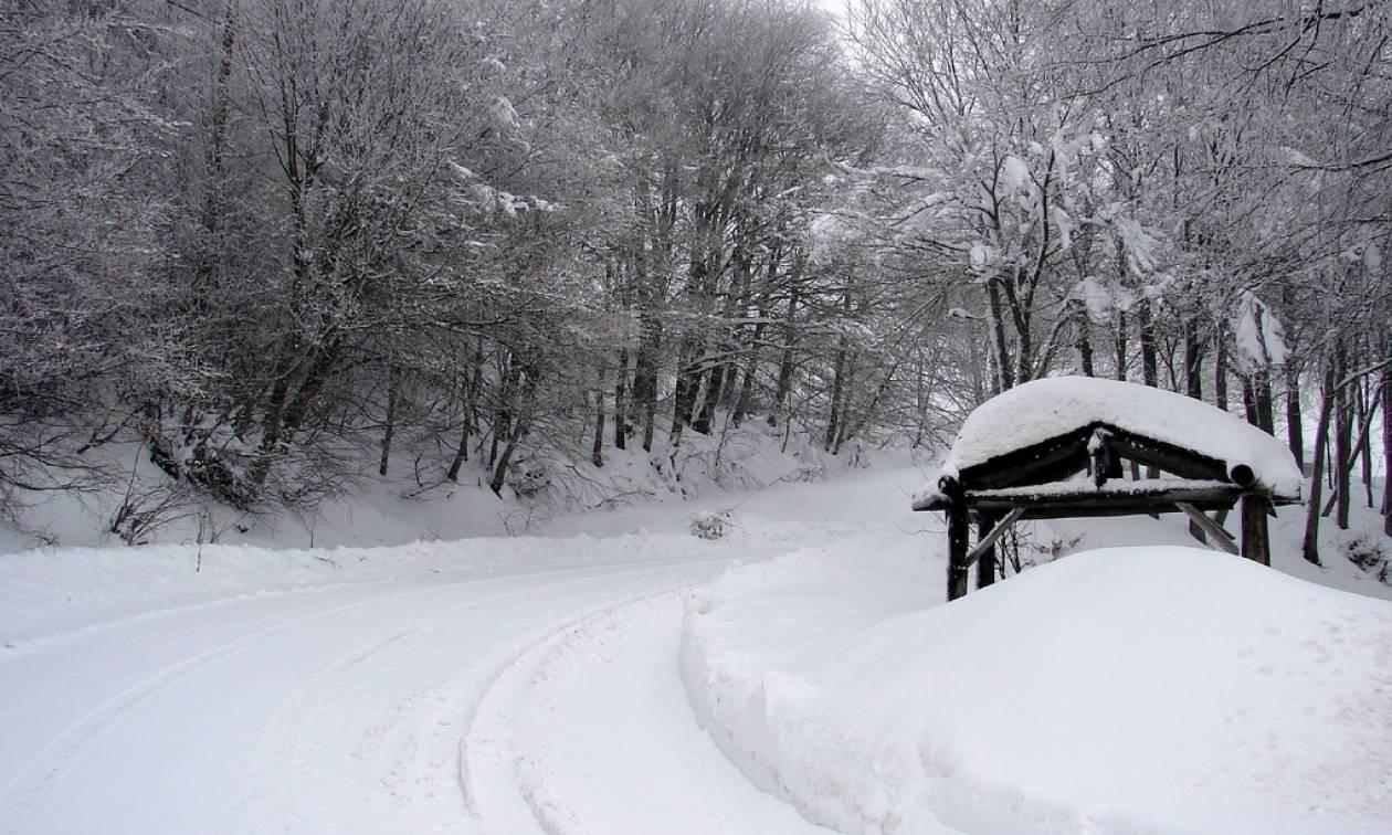 Καιρός LIVE: Στο έλεος του χιονιά η χώρα – Νεκρός 77χρονος στη Ναύπακτο από υποθερμία