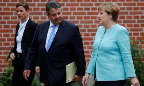 Γκάμπριελ: O Koλ δεν θα αντιμετώπιζε άλλα κράτη όπως η Μέρκελ