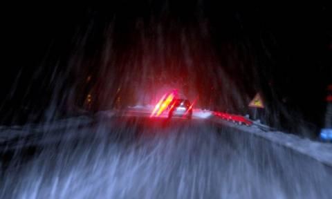 Εκτακτη ανακοίνωση της «Ολυμπία Οδός»: Μεγάλες καθυστερήσεις λόγω πυκνής χιονόπτωσης