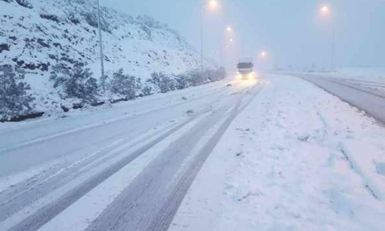 Άνοιχτη η εθνική οδός στο ρεύμα προς Πάτρα - Κλειστή παραμένει η παλαιά