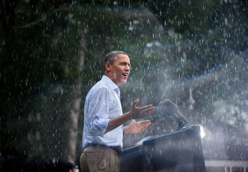 Viral: Οι φωτογραφίες της προεδρίας του Μπαράκ Ομπάμα που θα μείνουν στην ιστορία