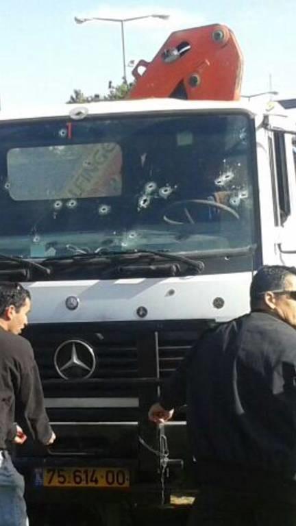Τρομοκρατική επίθεση με φορτηγό κατά του πλήθους στην Ιερουσαλήμ - Τουλάχιστον τέσσερις νεκροί