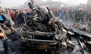 Ιράκ: Δεύτερη επίθεση αυτοκτονίας στη Βαγδάτη με 7 νεκρούς (Pics+Vid)