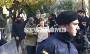 Σταματούν την απεργία πείνας Ρούπα, Αθανασοπούλου και Μαζιώτης - Τι λέει ο δικηγόρος τους (vid)