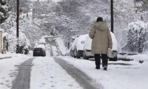 Καιρός Live: Προσοχή – Η ΕΜΥ προειδοποιεί: Σε αυτές τις περιοχές θα χιονίσει σήμερα
