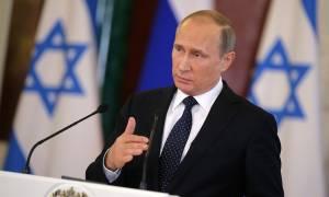 Путин выразил соболезнования Нетаньяху в связи с терактом в Иерусалиме