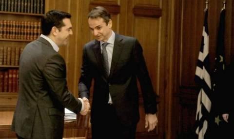 Ципрас провел переговоры с лидерами греческих политических сил по кипрскому урегулированию