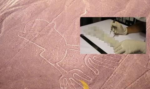 Αυτή είναι η απόδειξη ότι υπάρχουν εξωγήινοι; Δείτε την απόκοσμη ανακάλυψη στα βάθη της ερήμου!