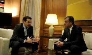 Κυπριακό: Συγκρότηση Εθνικού Συμβουλίου Ασφαλείας ζήτησε ο Θεοδωράκης από τον Τσίπρα
