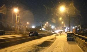 Καιρός Τώρα: Σοβαρά προβλήματα στους δρόμους της Αττικής - Πού υπάρχει απαγόρευση κυκλοφορίας